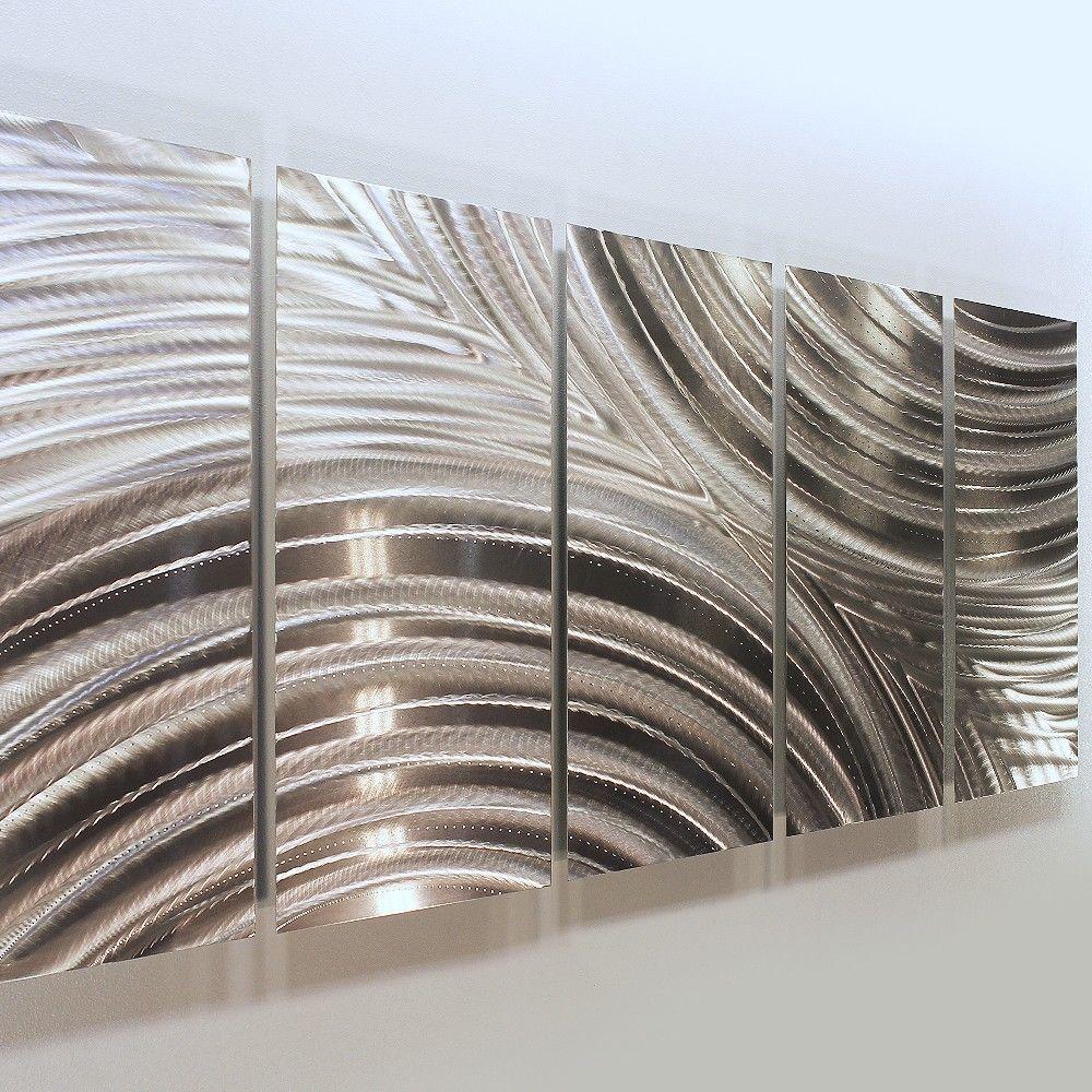 Statements2000 Large 3D Metal Wall Art Panels Sculpture Modern Decor Jon Allen