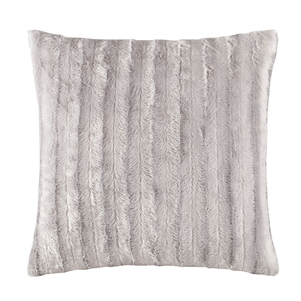 brylanehome ma pillows pillow fur decorative poufs decor faux throw