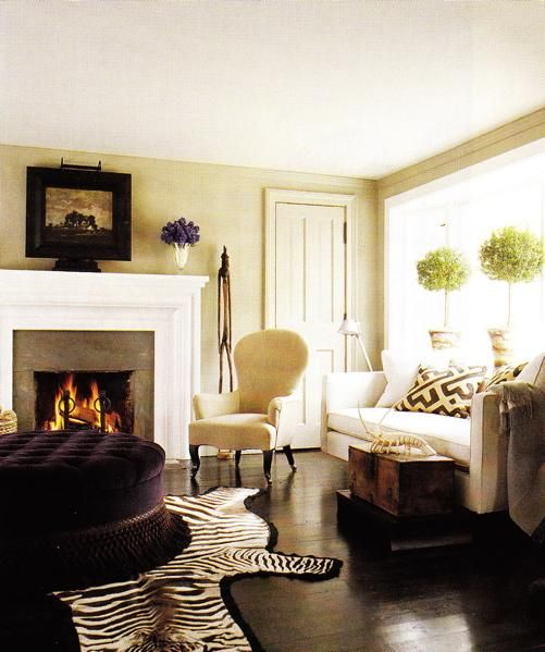 black and tan living room. Color scheme of tan  black brown purple and white Cozy Living RoomsLiving Room Love it ALL