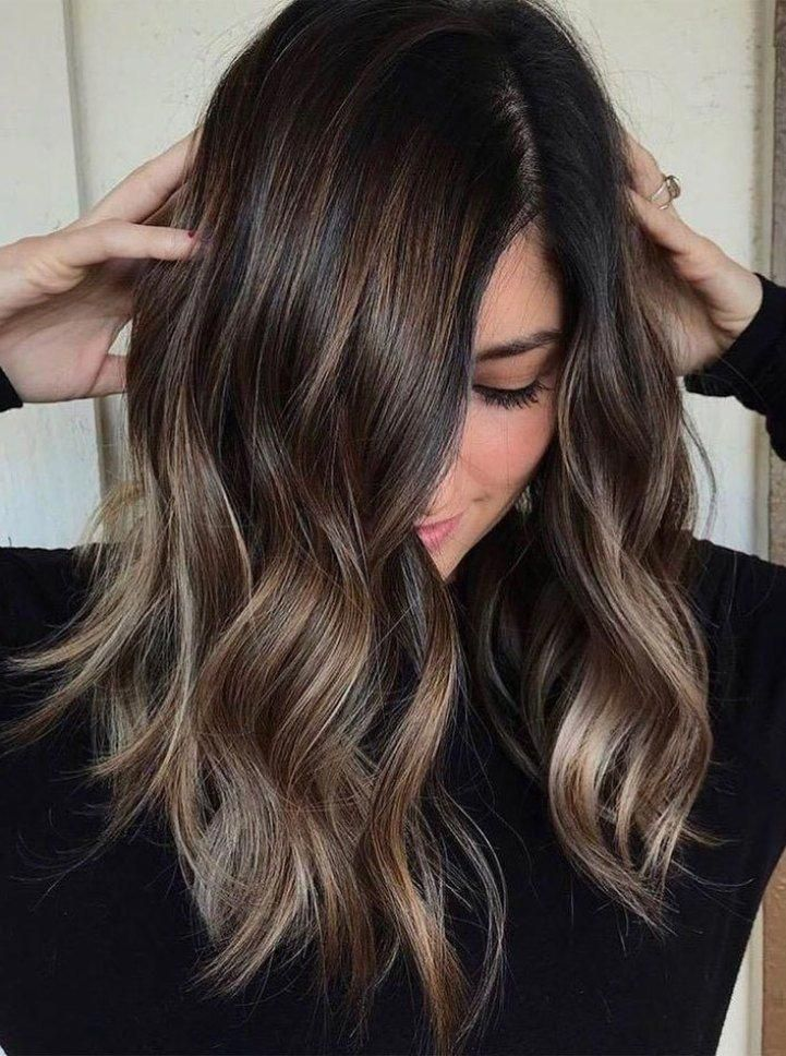 30 Gorgeous Hairstyles And Fabulous Hair Color Brown Hair Balayage Chocolate Hair Color Caramel Hair Color Caramel Hair Color Balayage Hair Color Chocolate