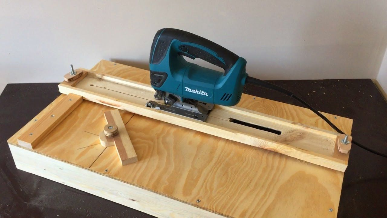 Woodworking Jigsaw