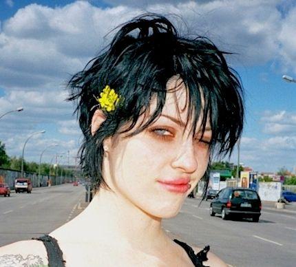 My Pink Hymen Brody Dalle Grunge Makeup 90s Grunge Hair
