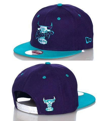 34162e57263 ... ireland new era chicago bulls snapback basketball adjustable strap on  back embroidered chicago bulls team lo