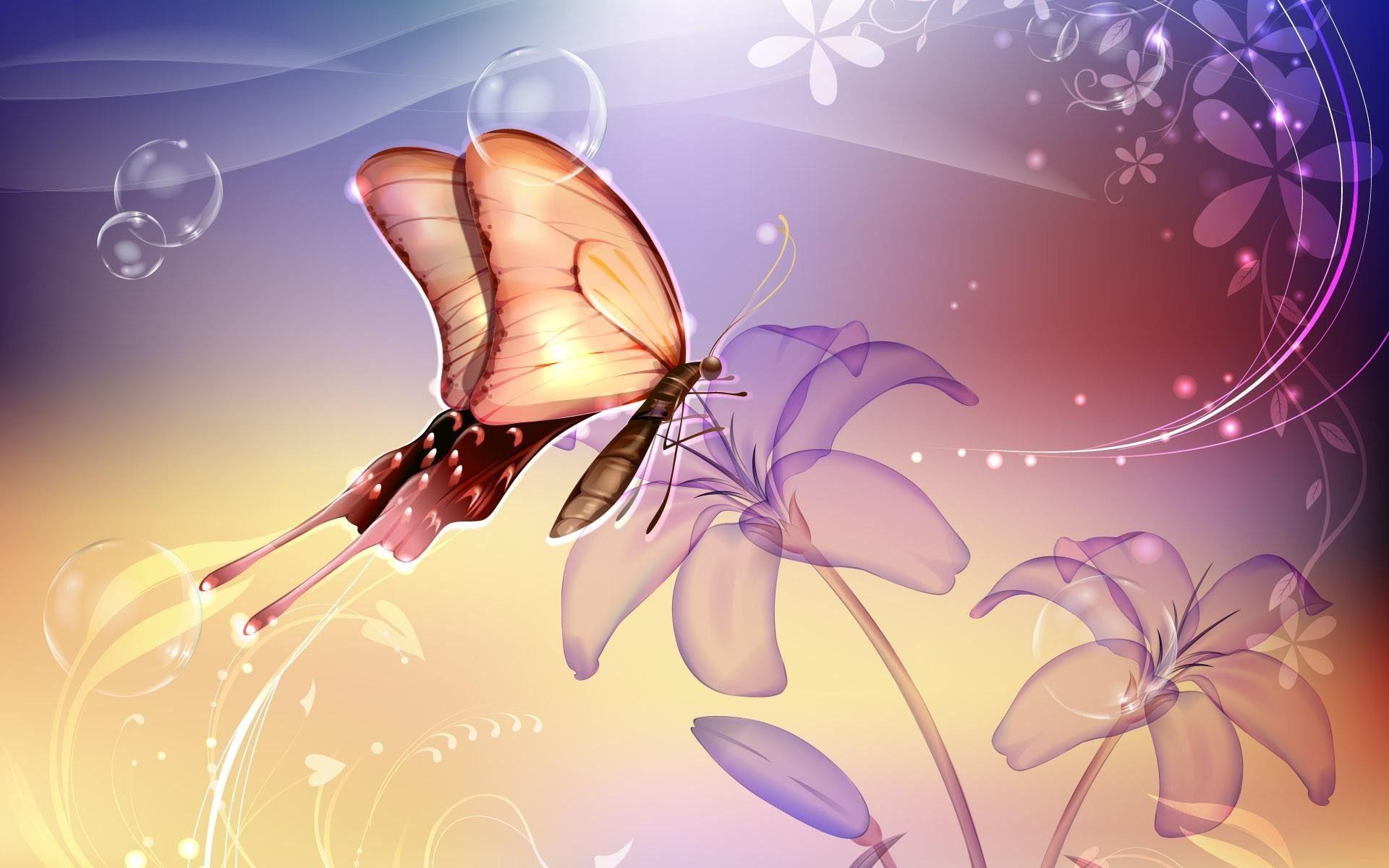 butterfly wallpapers hd wallpaper background