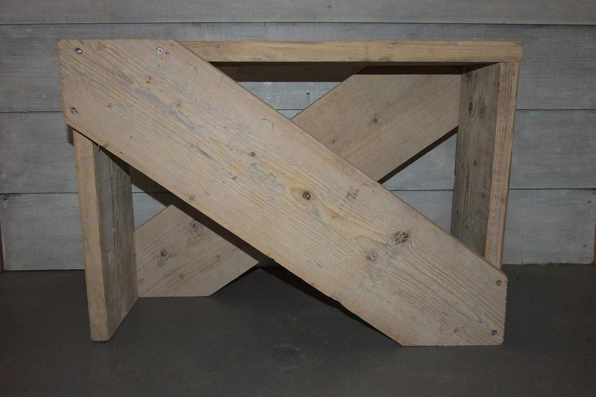 Side table/bankje