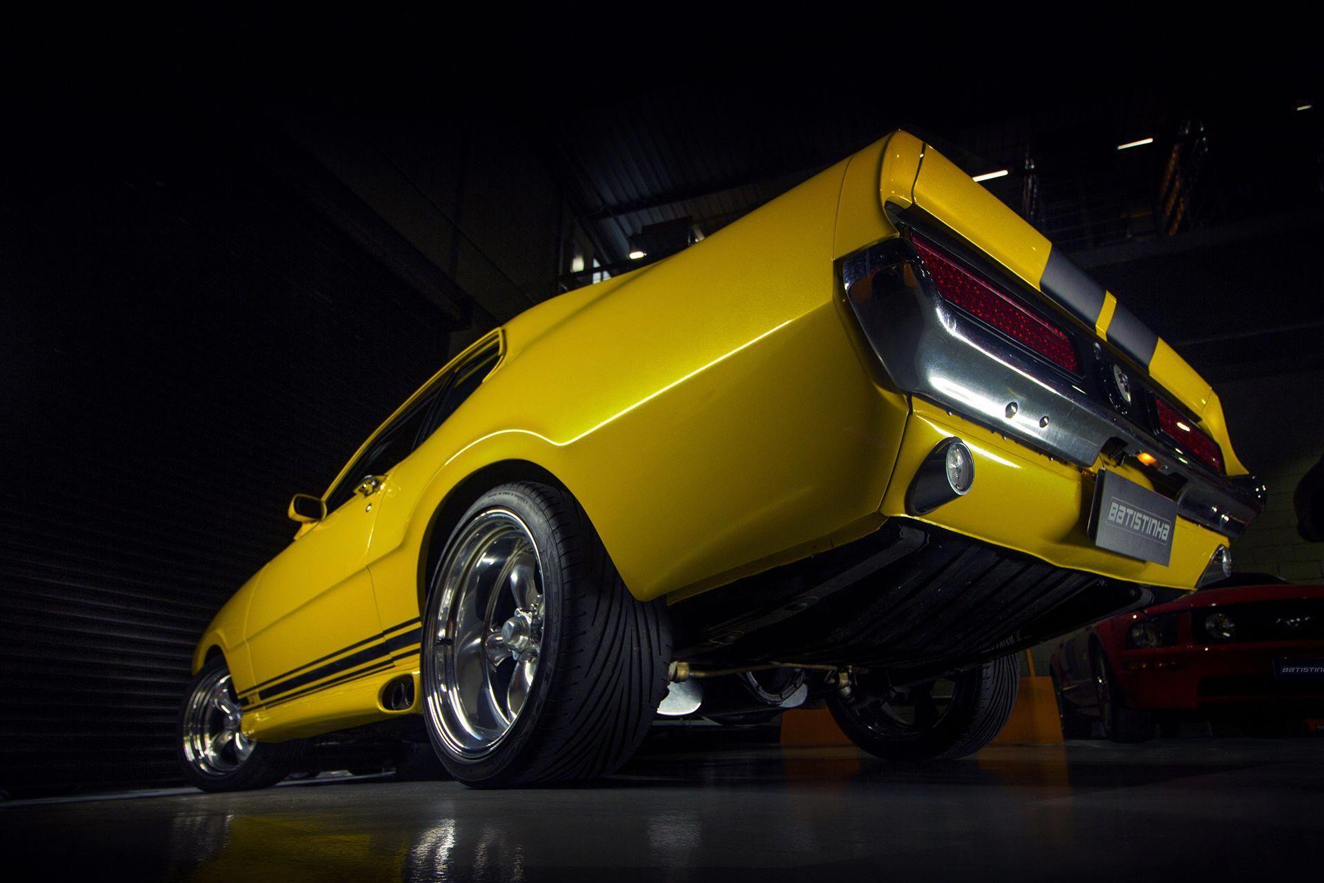 Maverick Gt Rexona V8 Led Rearlights Gt500 Style Svo Sideskirts Torque Thrust Wheels L L Batistinha Mave Ford Maverick Classic Cars Muscle Muscle Cars