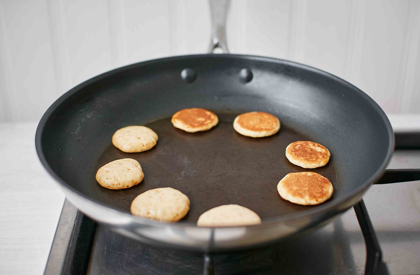 How to make blinis bite size real foods and easy finger foods follow our easy blini recipe forumfinder Choice Image