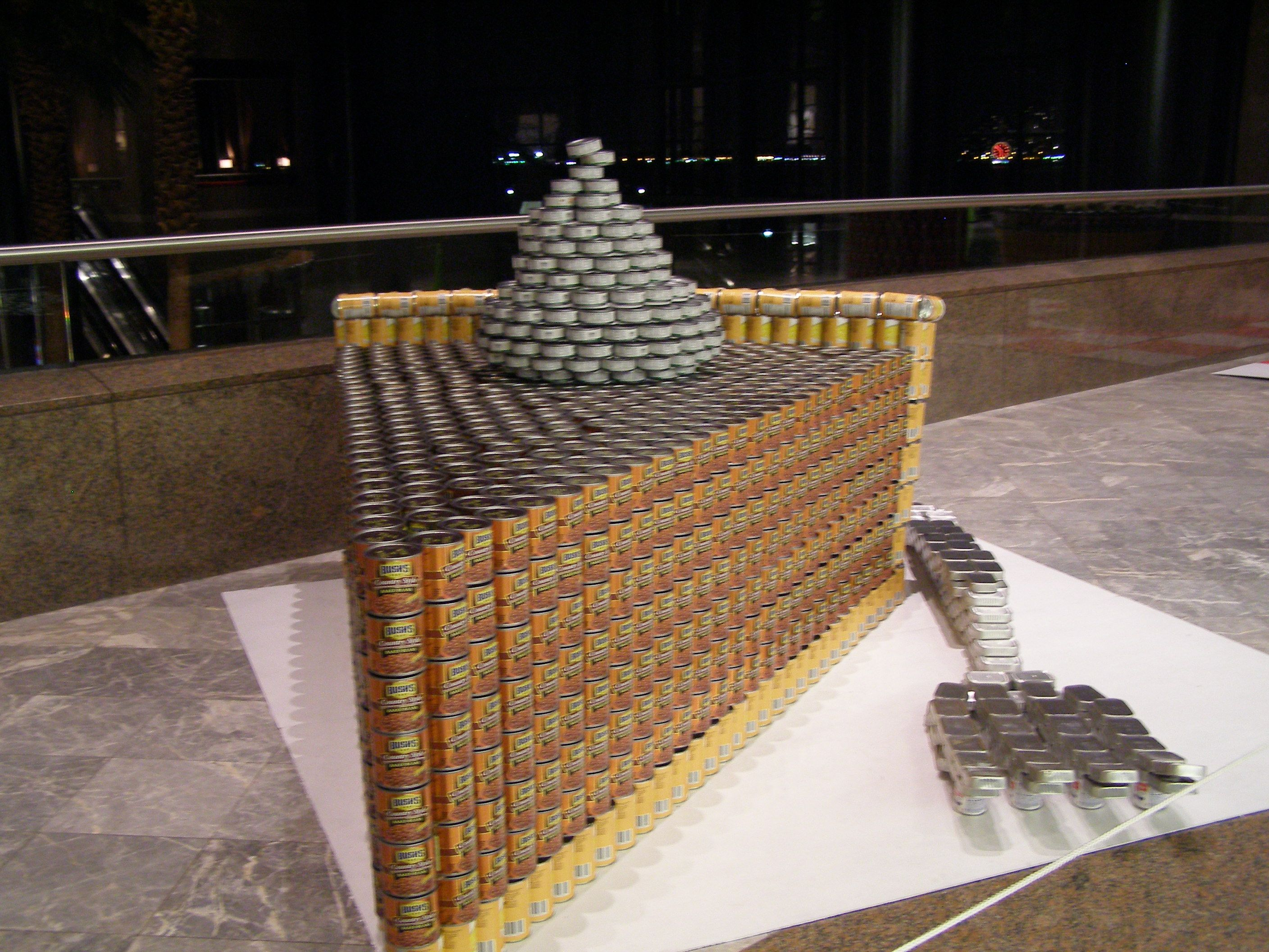 Canstruction – SDA New York Chapter  Canstruction 2013 New York