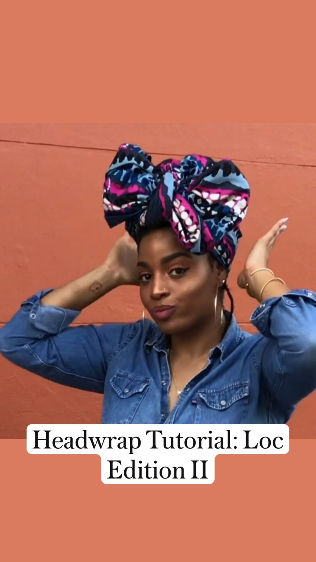 How To Wrap Your Headwrap II