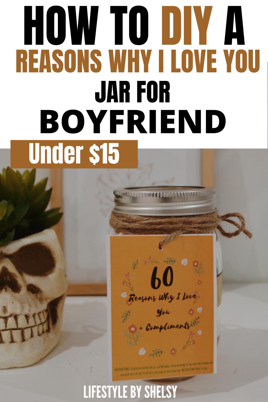9 Mason Jar Gift Ideas For Boyfriend How To Diy Love Jar For Bf Mason Jar Gifts Jar Gifts Love Jar