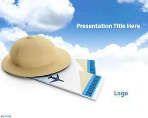 Relaxing Travel Powerpoint Template Free Powerpoint