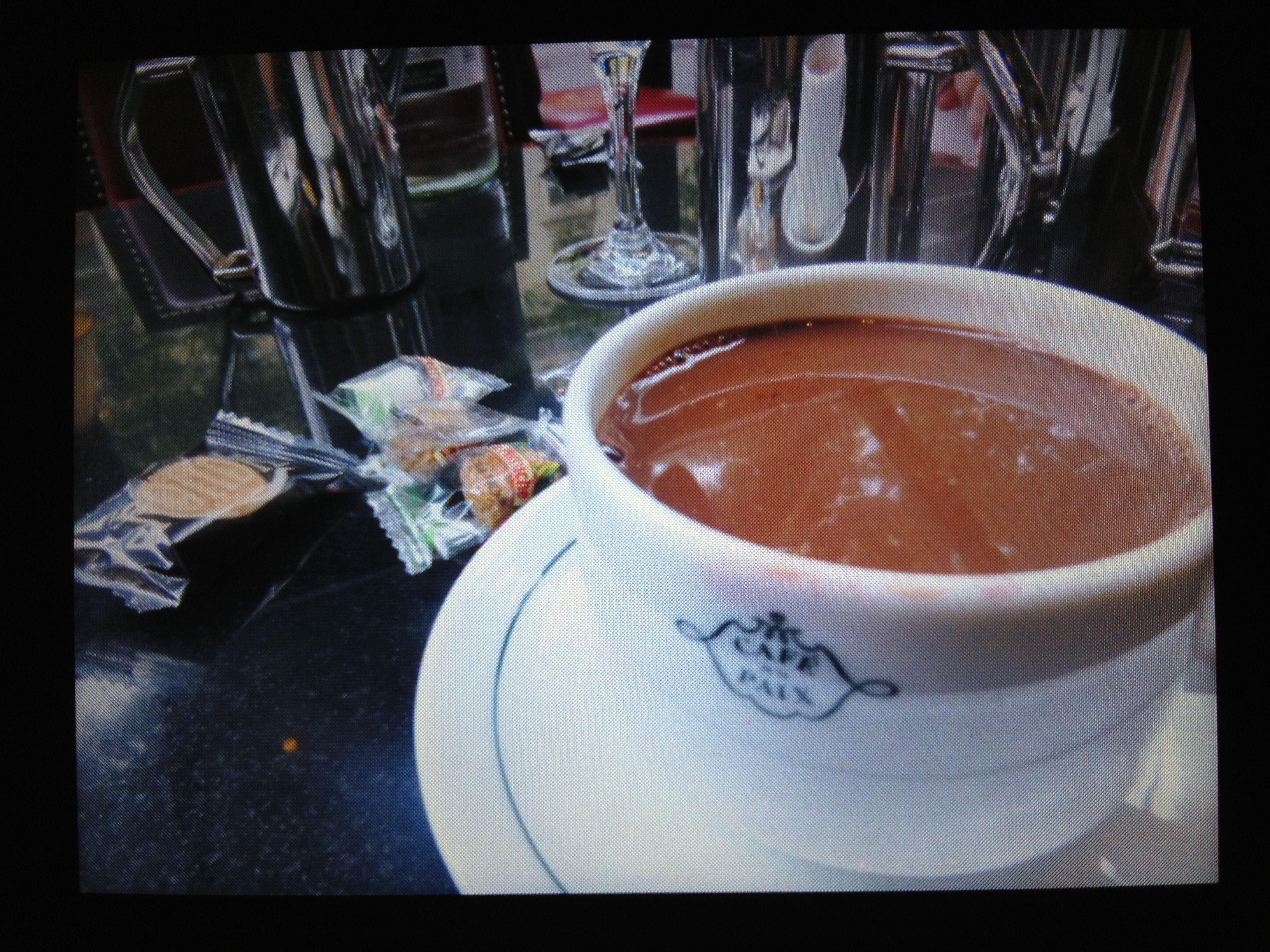 Cafe de la Paix! ☕ Paris
