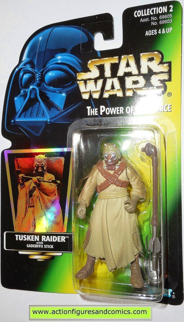 Star Wars Tusken Raider The Power of the Force