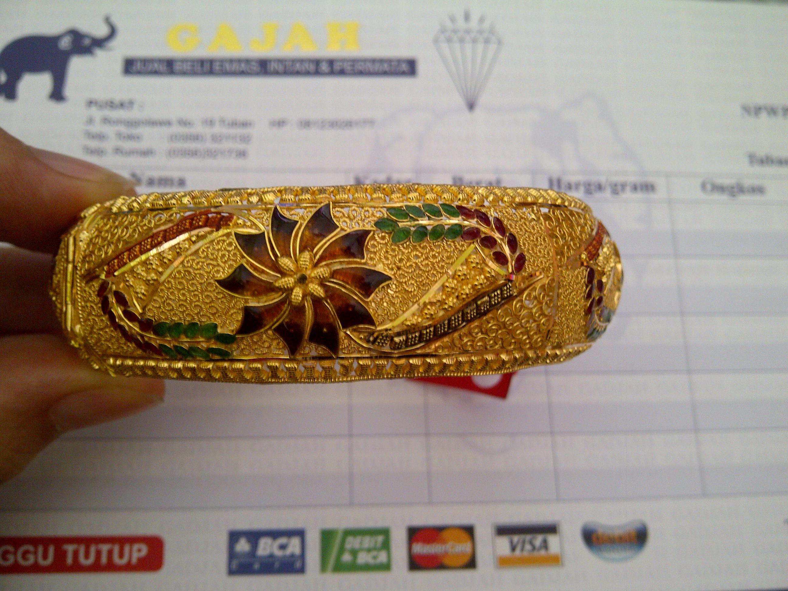 22k & 24k Gold Jewelry In