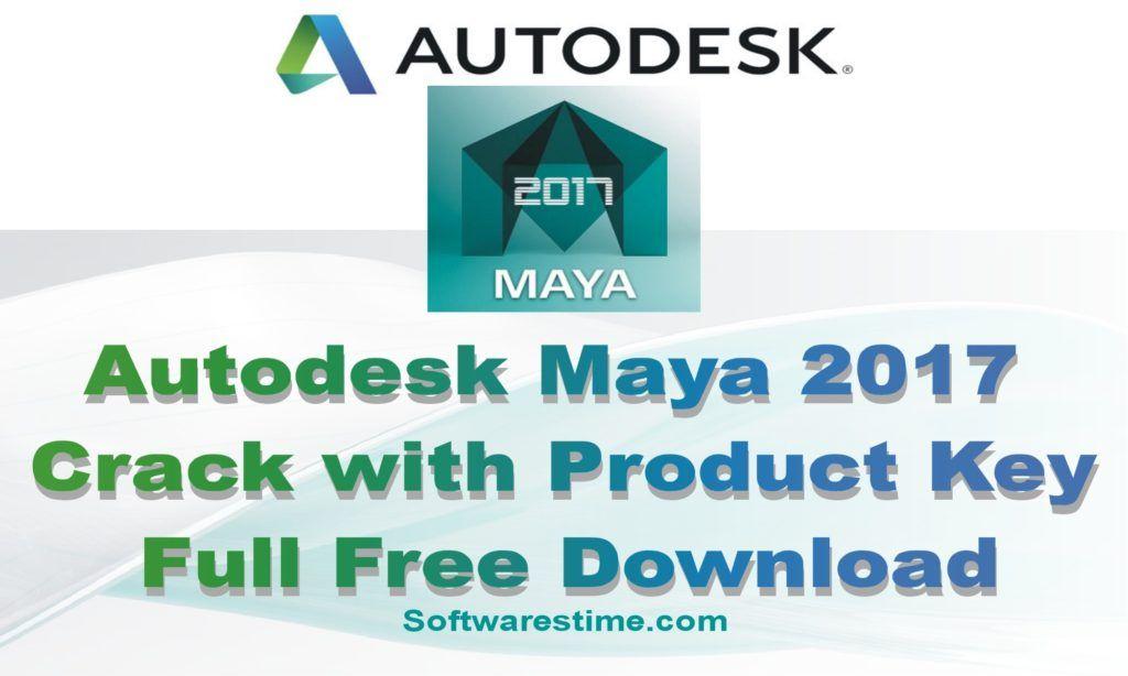 Autodesk Maya 2017 extended activator