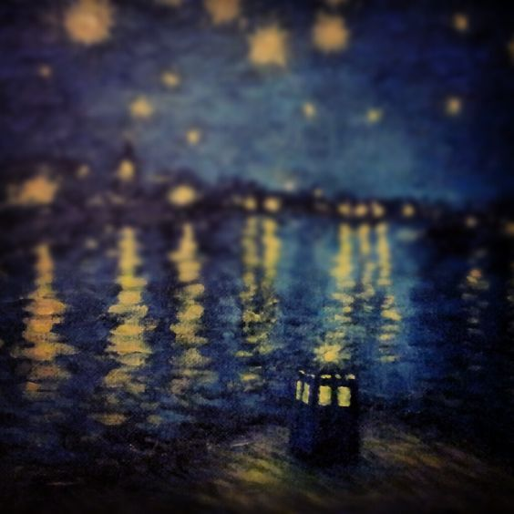 Image Result For Doctor Who Van Gogh Wallpaper Lols Doctor Who