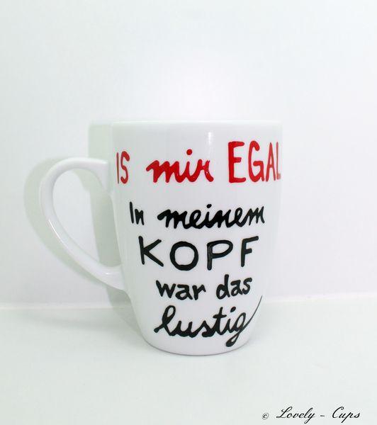 lustige sprüche tasse Tasse mit Spruch lustige Spruch Tasse Spruchtasse von Lovely Cups  lustige sprüche tasse
