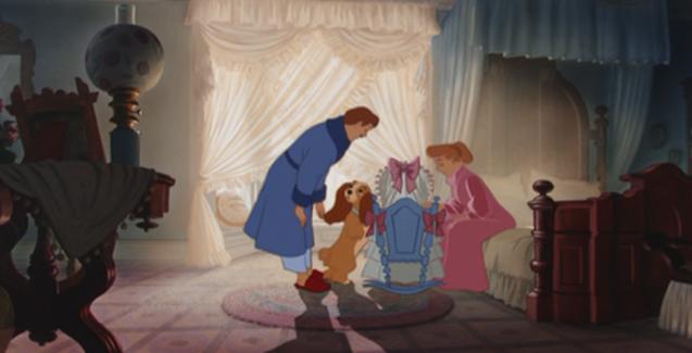 La La Lu Lady And The Tramp Classic Disney Disney Ladies