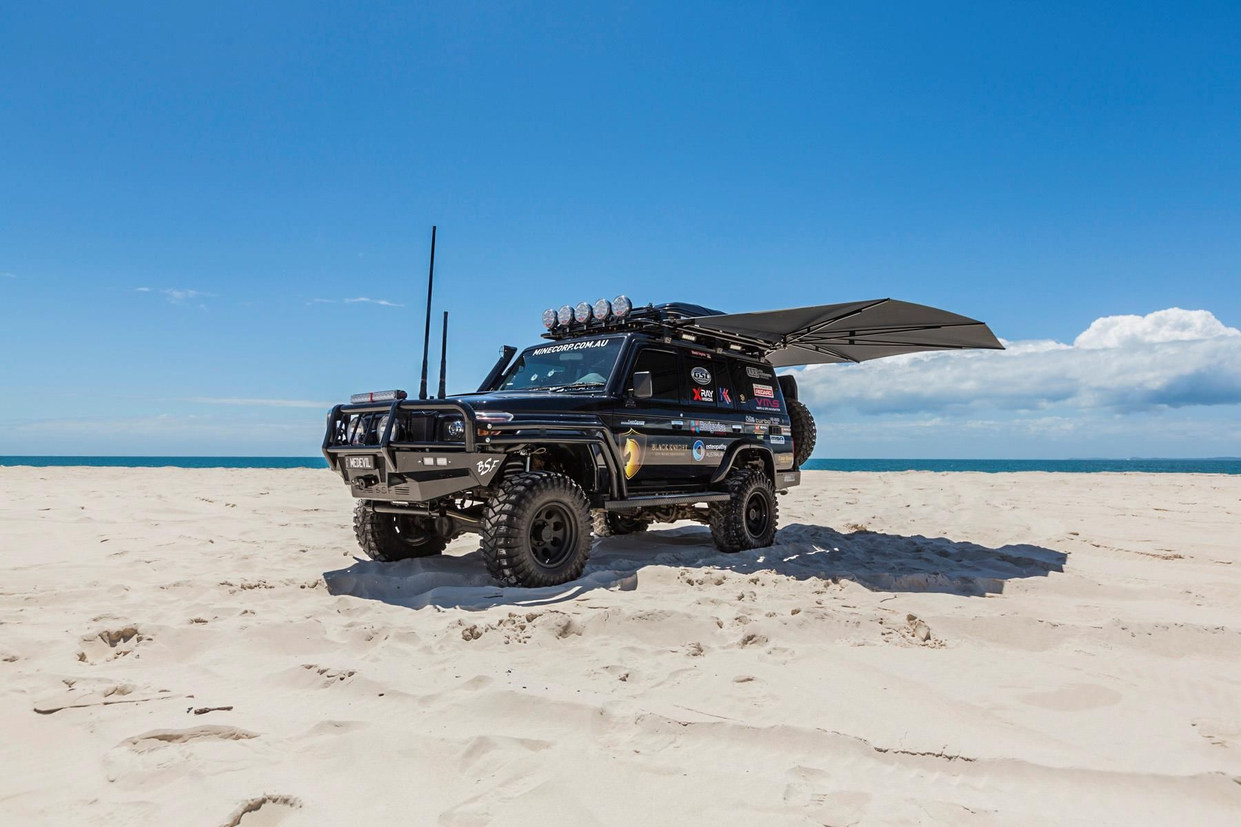 Clevershade 4m Vehicles Camping Items Awning