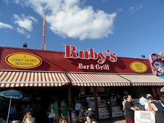 I Am A Coney Island Baby Coney Island Coney Island Baby Bar Grill