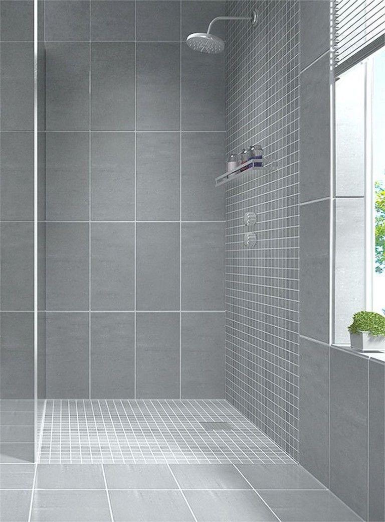 111 Marvelous Bathroom Tile Shower Ideas Large Shower Tile