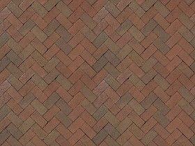Textures texture seamless cotto paving herringbone outdoor