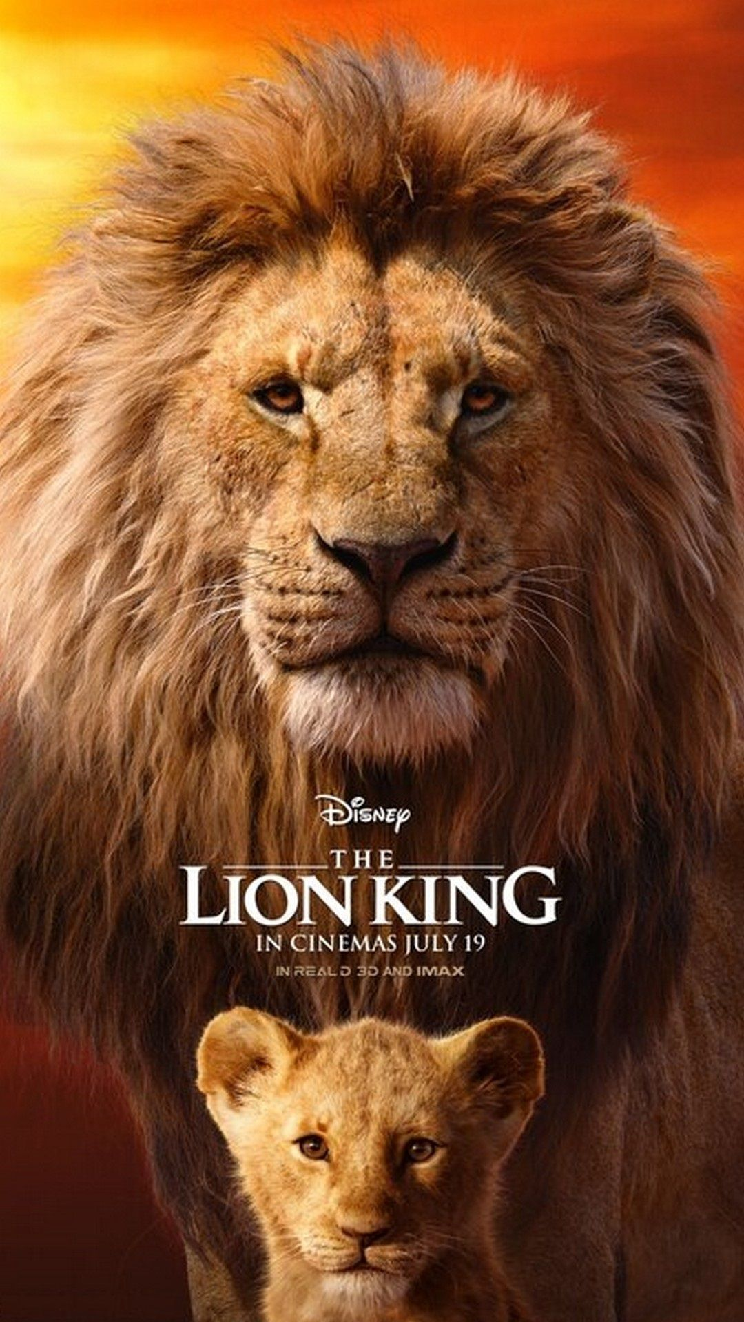 The Lion King 2019 Poster Hd Watch The Lion King Lion King