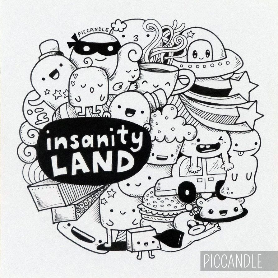 Doodle Invasion Colouring Book Pesquisa Google Doodle Invasion