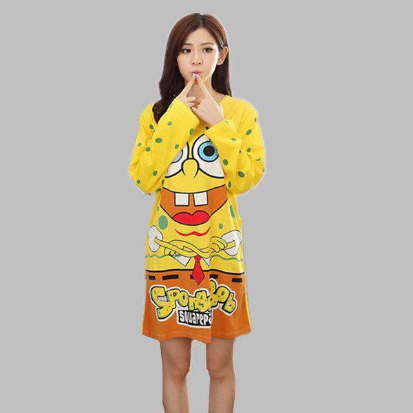 7d1553ab8423 Ladies nighties sleepwear female indoor clothing large size ...