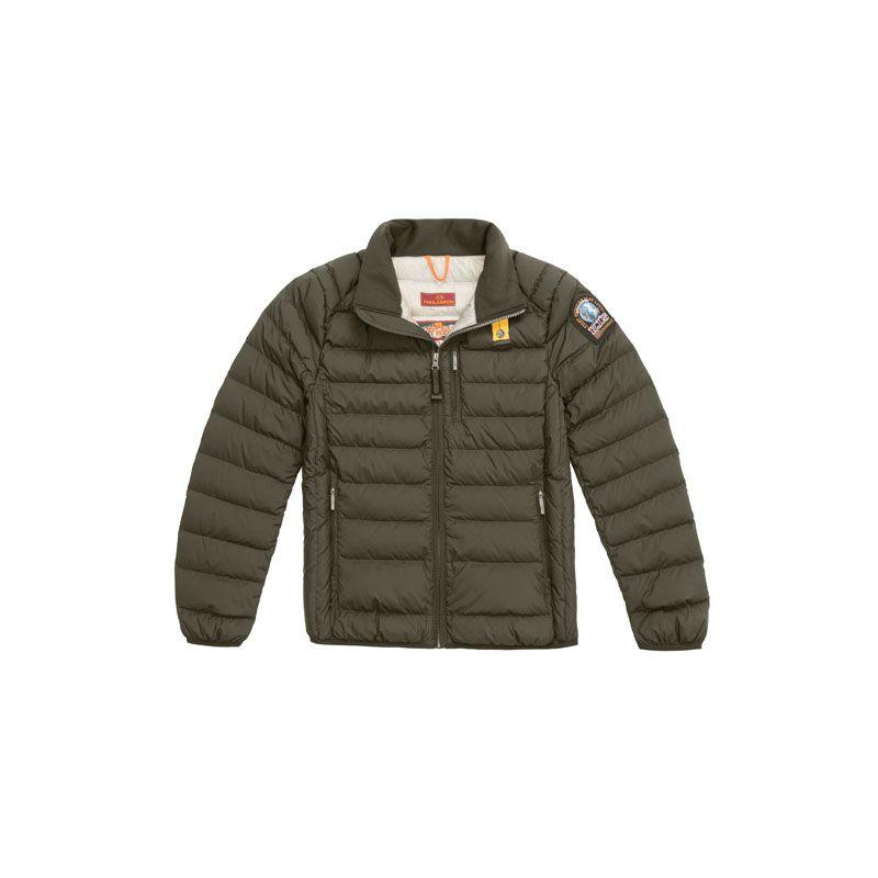 Boys Parajumpers Elmwood Super Lightweight Ugo Jacket Canada Goose, Down  Coat, Moncler, Indigo 8e7cab48130