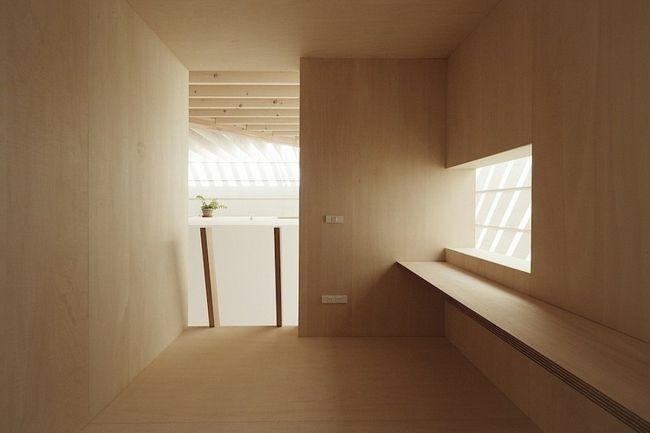 Verkleidung Treppe Fenster Haus Japan holzdecke Pinterest Haus - holz decke haus design bilder