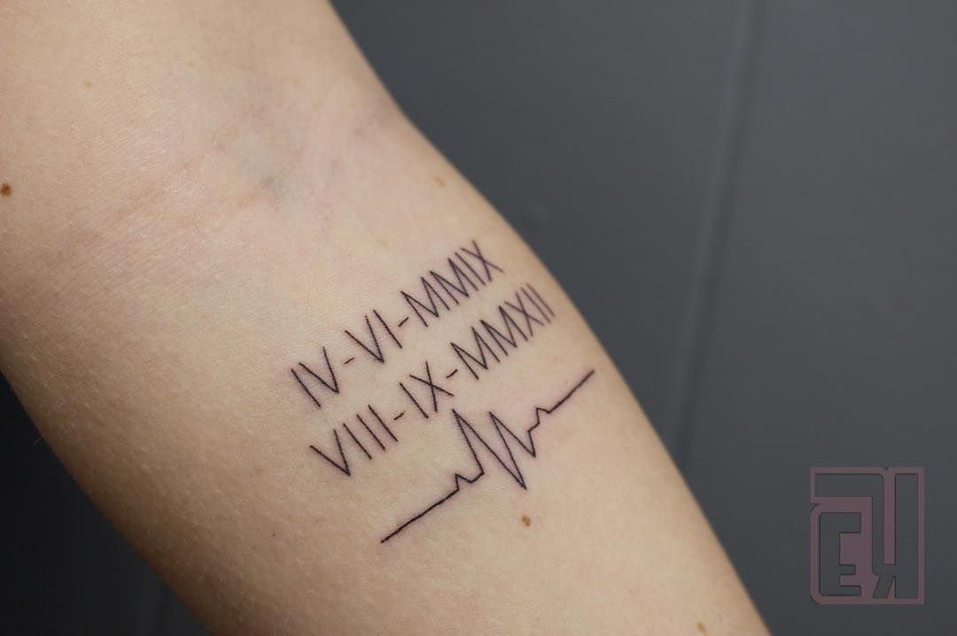 Maybe When Niece And Nephew Bday Tatuagem Datas Tatuagem