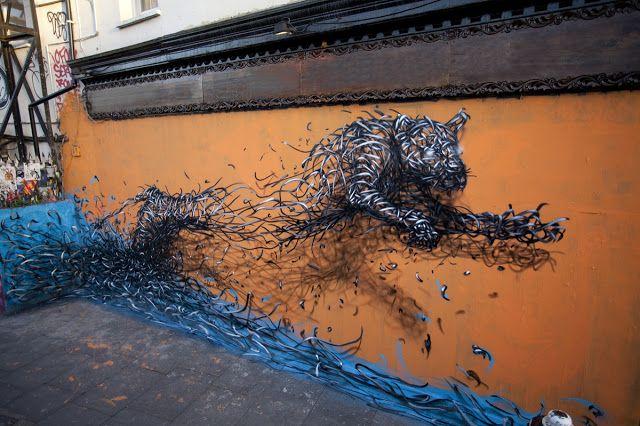 DAL in London- May, 2013 (Street Art News)
