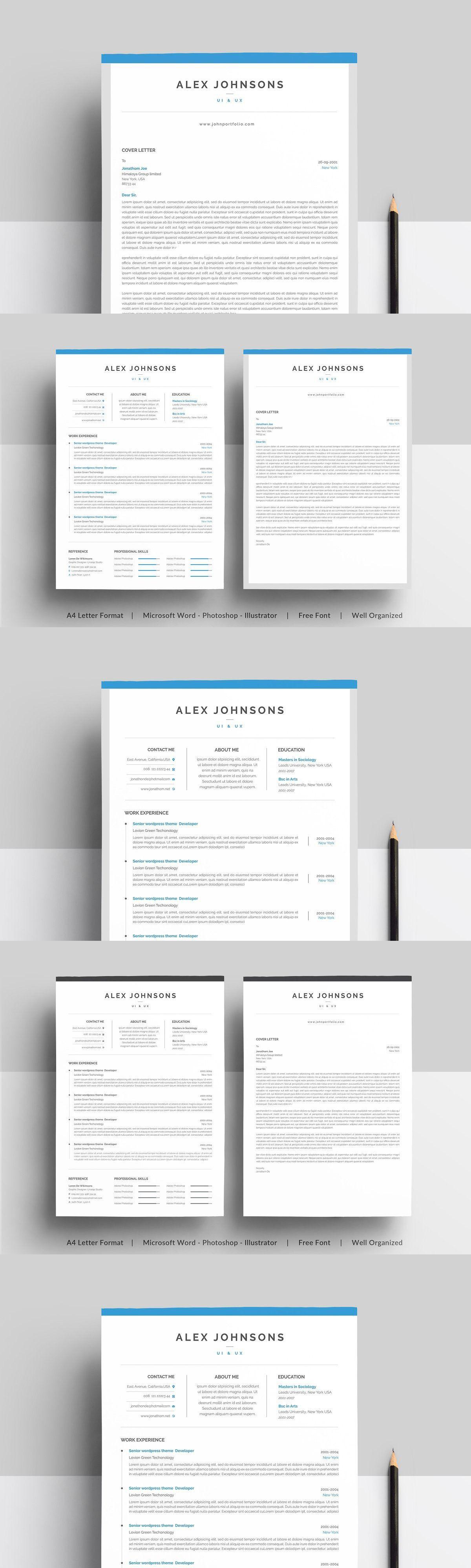 Resume in 2020 Resume, Cover letter for resume