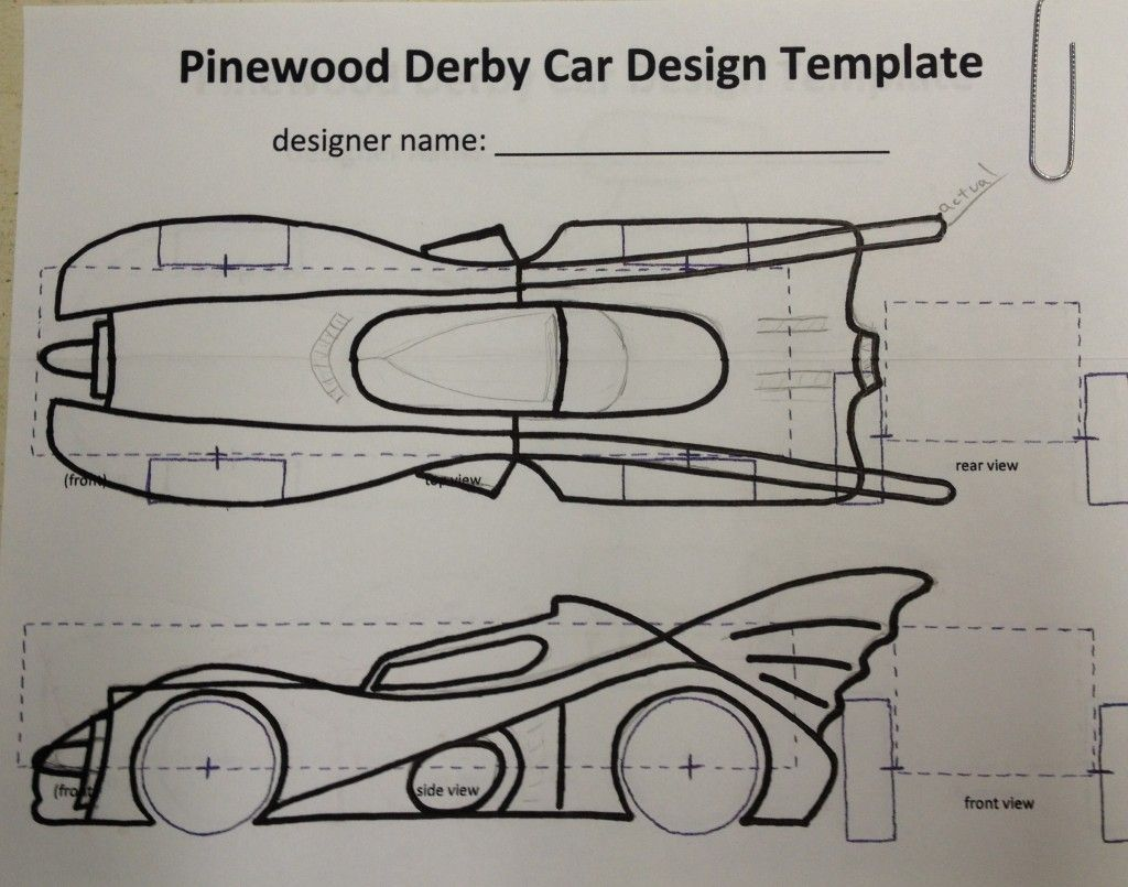 Top Batman Pinewood Derby Car Templates Wallpapers | Makeover ...