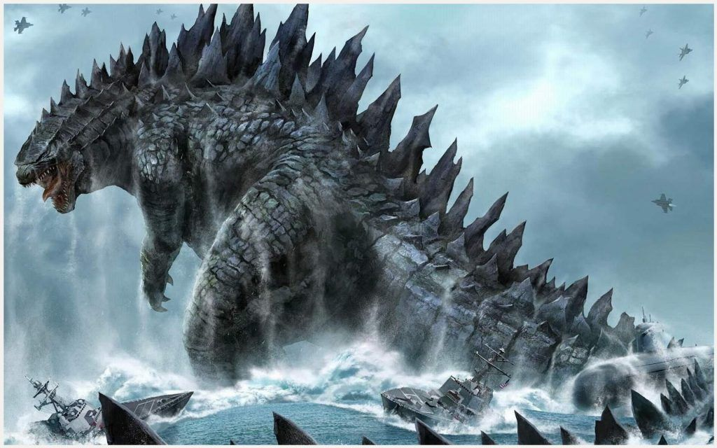Godzilla 2018 Movie Wallpaper godzilla 2018 movie