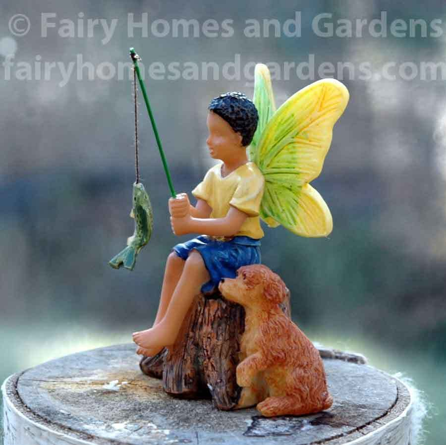 0508344af8461404a968f9fcfb5e05ad - African American Fairies For Fairy Gardens