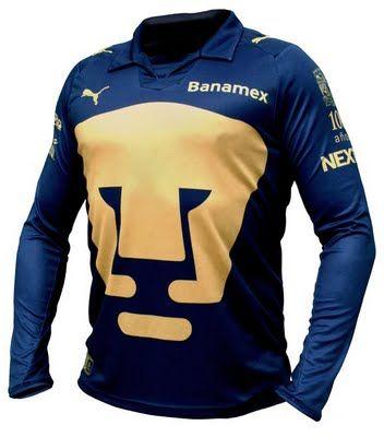 Jersey Pumas Puma Futbol e6055b870d8