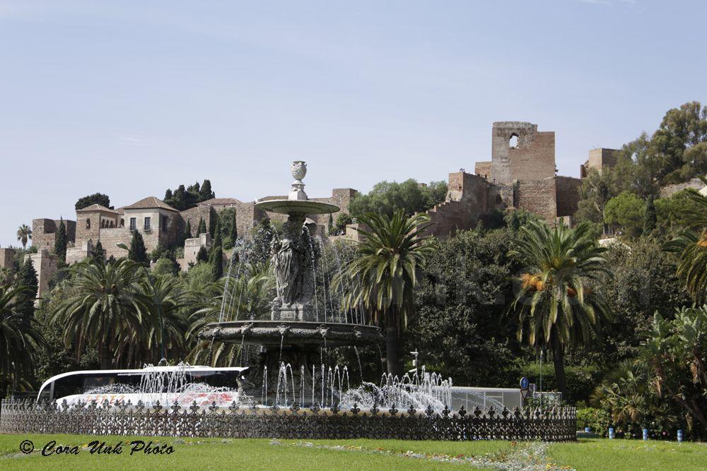 Malága, capital of Andalucia in Spain Spain, Malaga