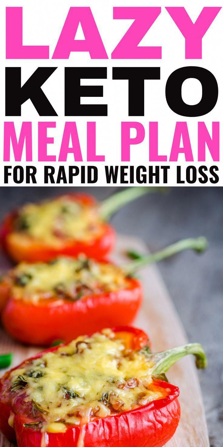 Lazy Keto Meal Plan 30 Day Keto Meal Plan With Recipes For Beginners