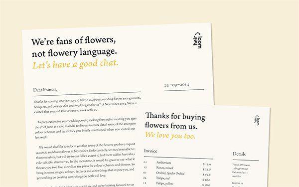 Invoice Design 50 Examples To Inspire You Invoice design, Invoice
