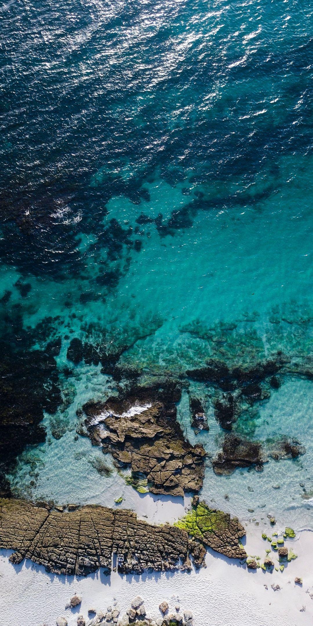 Calm Beach Body Of Water Sea Nature 1080x2160 Wallpaper Fotografia De Paisagem Wallpapers Natureza Papeis De Parede Para Iphone