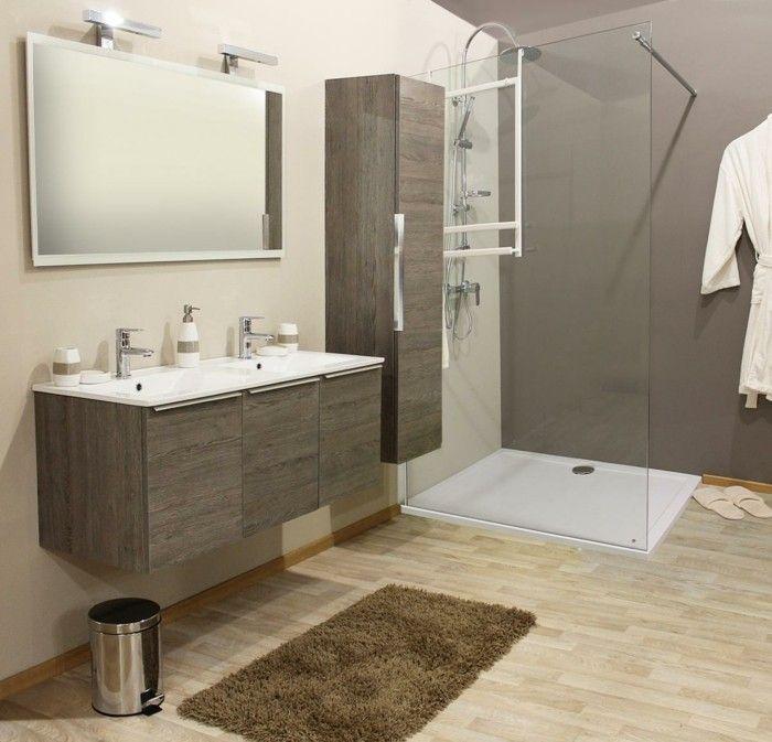 La colonne de salle de bain, nos propositions en 58 photos! | banyo ...