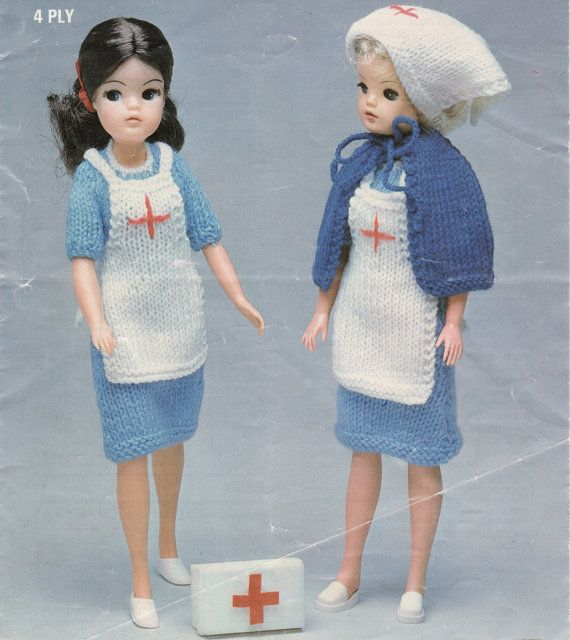 Sindy Knitting Patternpdf Knitting Patternknitted Dolls Clothes