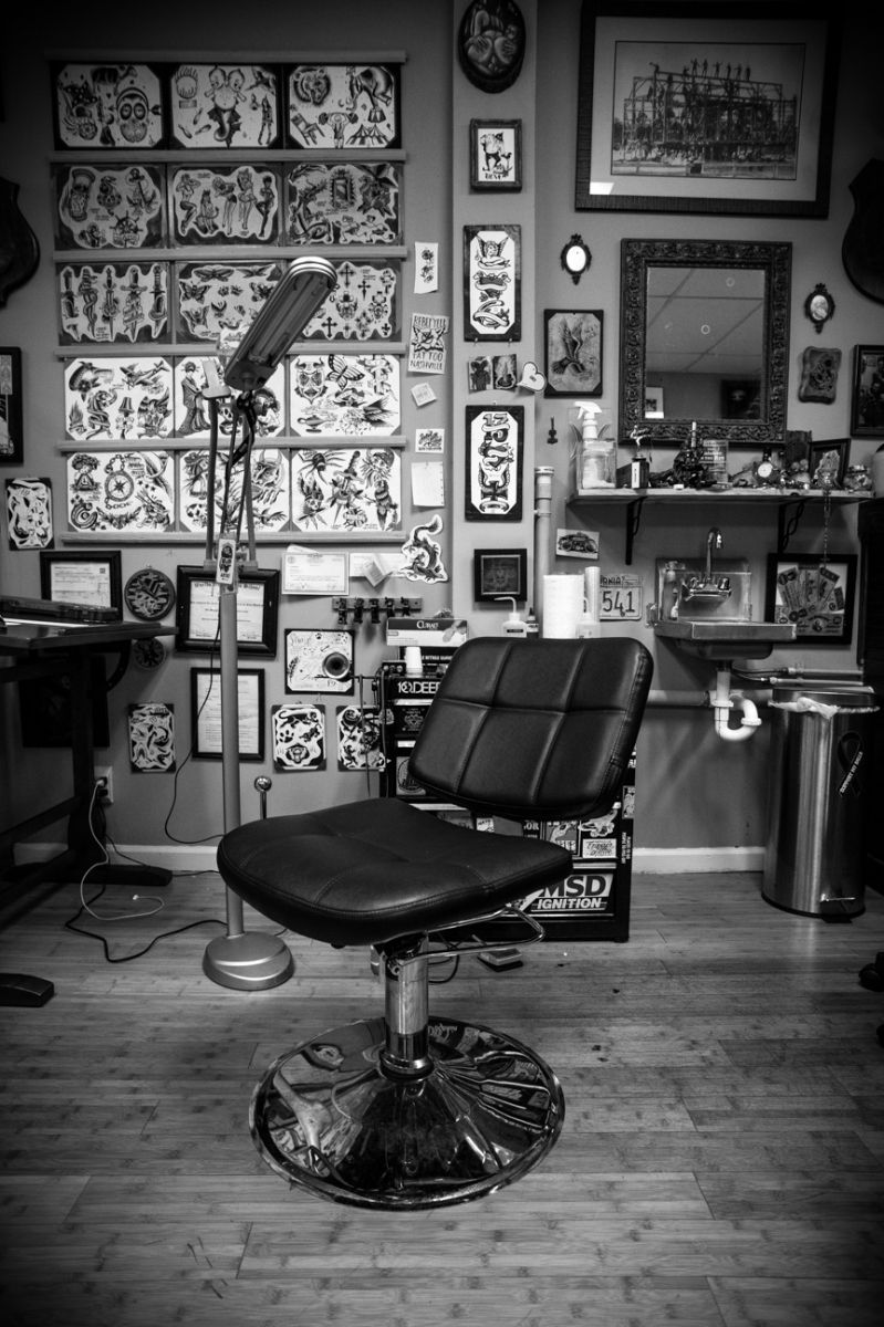The Premiere Traditional American Tattoo Shop in Nashville, TN ...