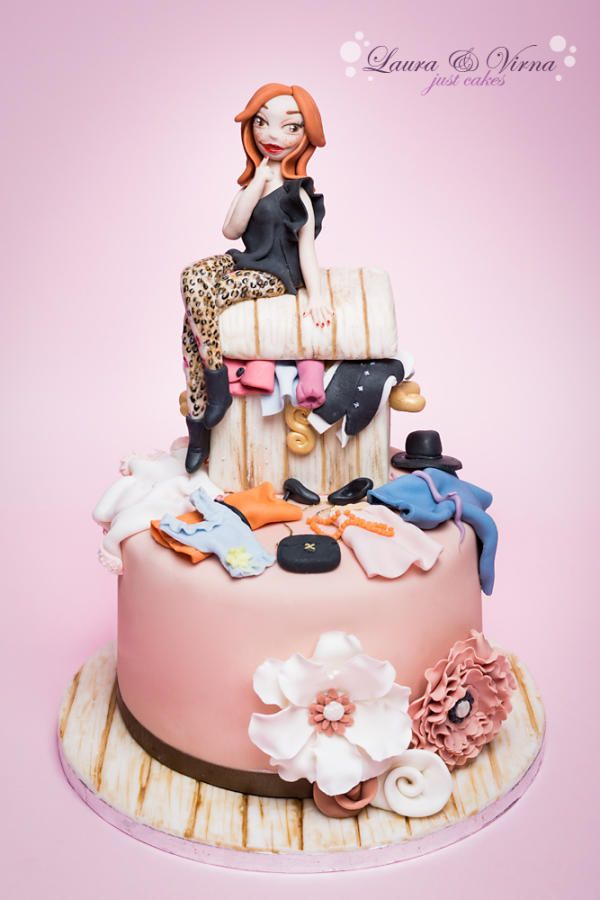 I love clothes!! | Cakes & Cake Decorating ~ Daily ...