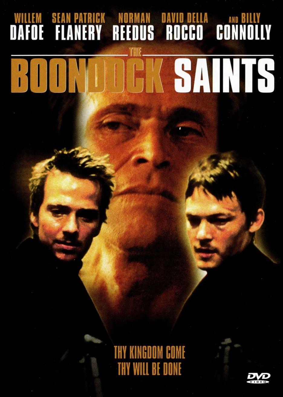 The Boondock Saints (1999) | Boondock saints, Love movie, Movies