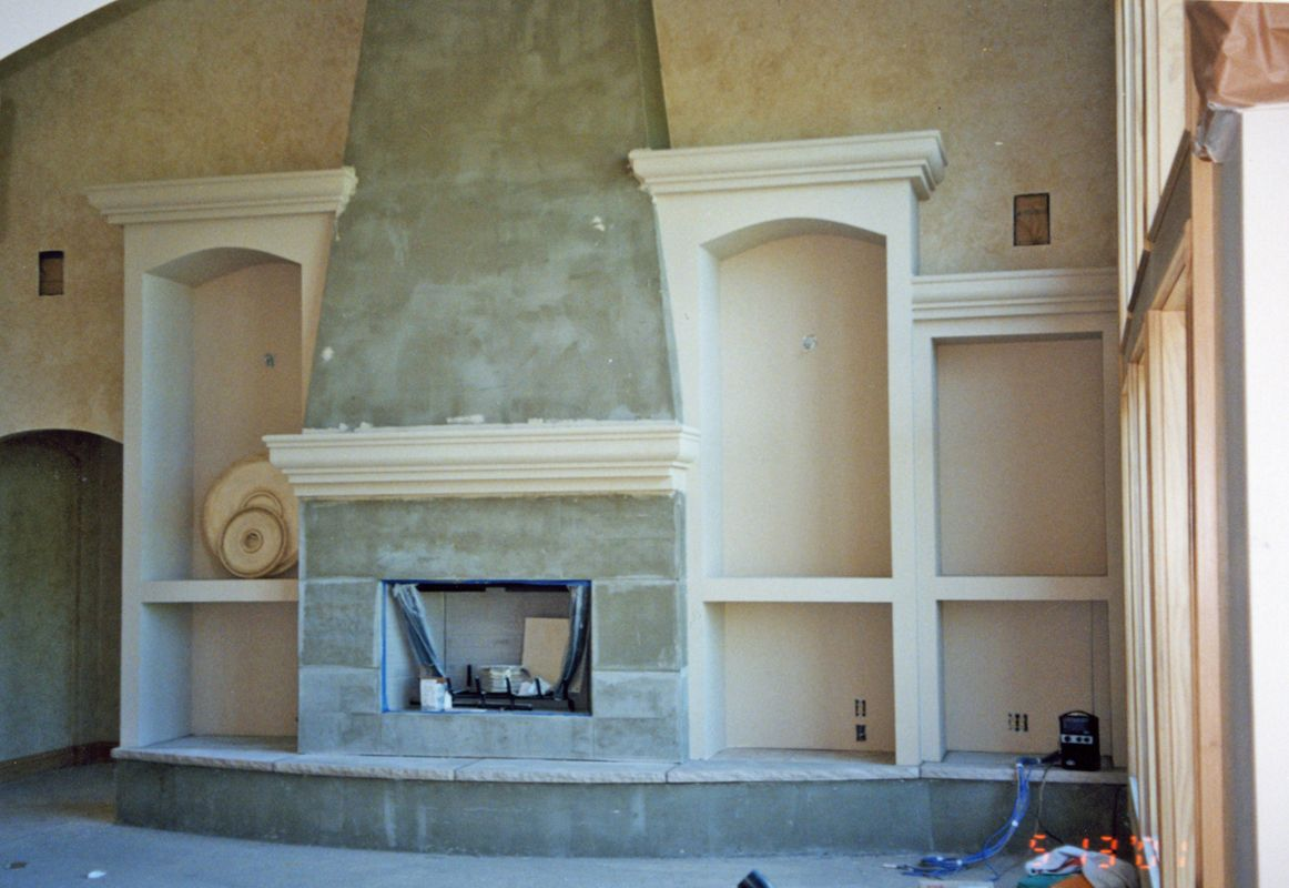 stucco fireplaces. Boarded And Stucco Fireplace Surrounds  Google Search Ideas For
