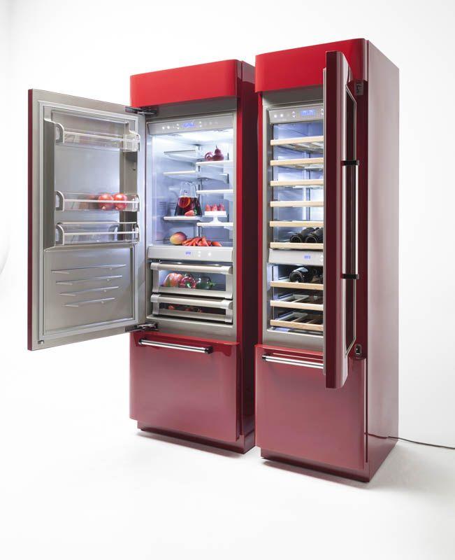Fhiaba Design koelkasten | Koelkasten - gespot voor de keuken ...