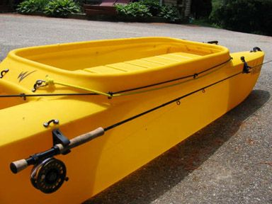 Fly Fishing Kayak